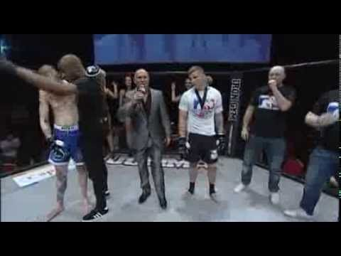 World record KO - Worlds fastest knockout! - ONE SECOND!!!