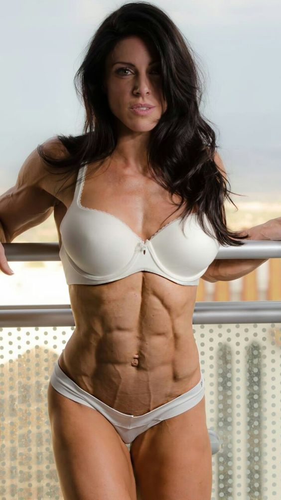 Female Abs During Sex 52