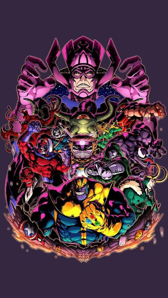 Galeria de Arte (6): Marvel, DC Comics, etc. - Página 27 D1f0be124285ba1d08c3006c74b93916