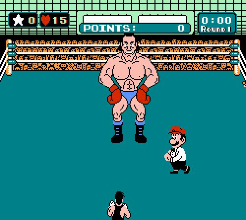 Punch-Out!!, NES.