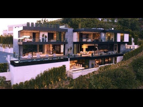 38 000 000 Mega Mansion L A For Sale 9199 Thrasher Ave Los Angeles Ca 90069 5 Beds 9 Baths 11 127 Sqft 3 Mansions Hollywood Hills Expensive Houses