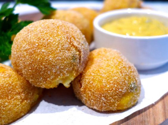 Fluffiest Potato Balls Recipe! (Patatokeftedes)