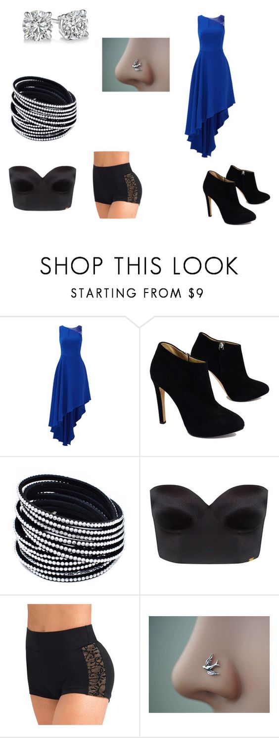 """Quinn"" by ashlee-borst on Polyvore featuring Halston Heritage, Giuseppe Zanotti and Ultimo"