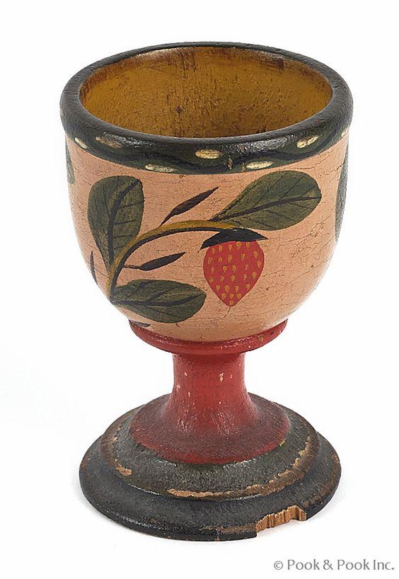 Joseph Lehn egg cup