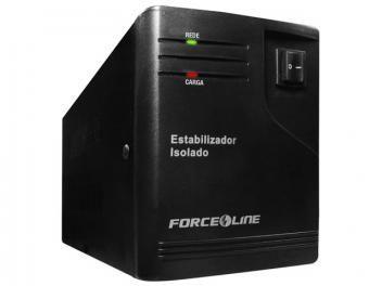 Módulo Isolador com Estabilizador 300VA Bivolt - Foce Line
