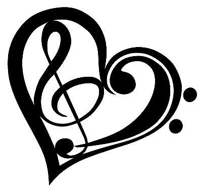 bass clef vinyl window decal white 5x5 music piano band vinyls music notes and vinyl windows. Black Bedroom Furniture Sets. Home Design Ideas