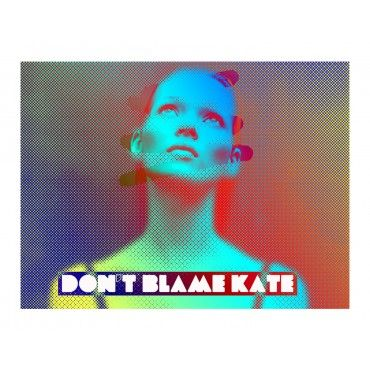 Don't Blame Kate By Dan Pearce: Category: Art Currency: GBP Price: GBP450.00 Retail Price: 450.00 Dan Pearce's bold and unique style of…