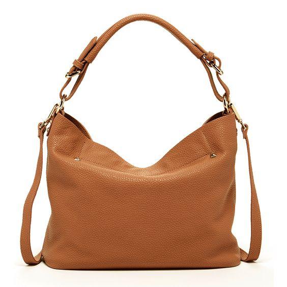 tan purse strap