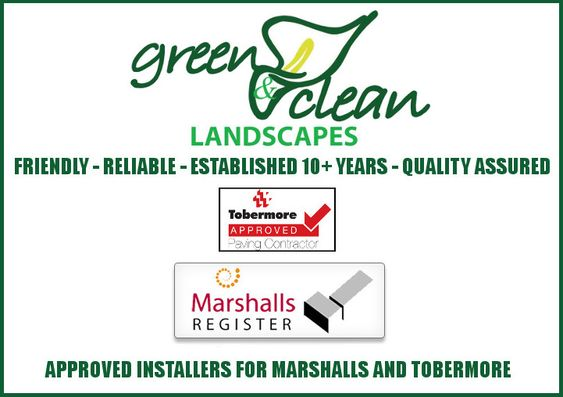Quality Garden Landscaping in Cardiff @ www.greenandcleanlandscapes.co.uk #Marshalls #Tobermore