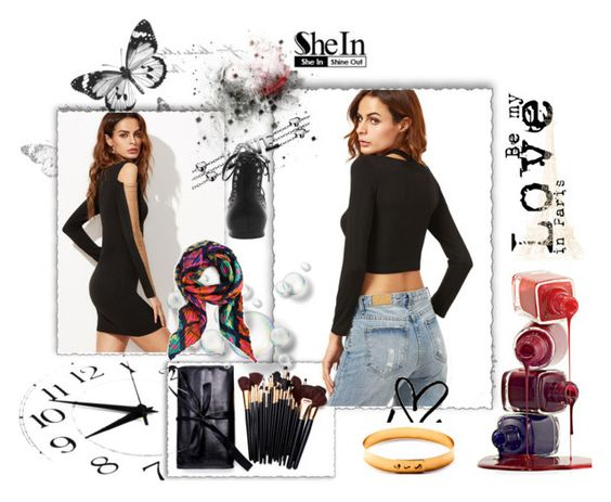"""""""Sheinside 10"""" by malasirena989 ❤ liked on Polyvore featuring Isabel Marant"""
