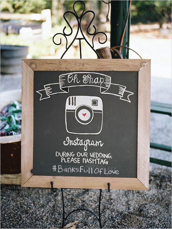 Green and white fall wedding ideas wedding wedding for Wedding sign in ideas