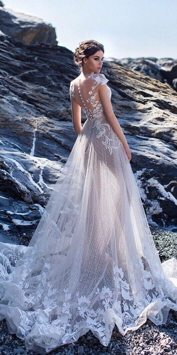 wedding dresses sparkling  your soul