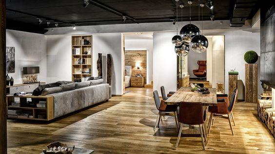stół, krzesła, fotel, sofa