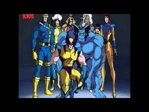 X-Men - The Animated Series Season 2 [Full Episodes] 720p