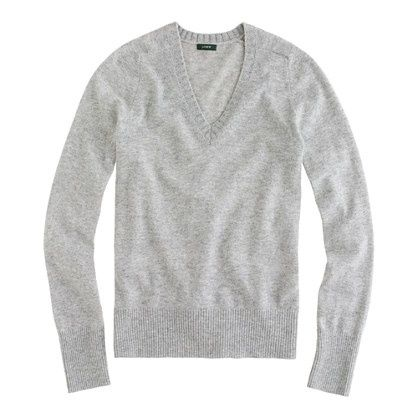 Dream V-neck sweater. Literally the softest/warmest ...