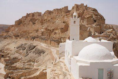 Guermessa, Tunisia