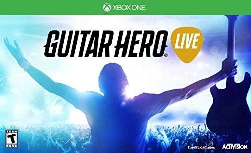 Guitar Hero Live - Xbox One/PS4/Xbox 360 - $48.99Tax #LavaHot http://www.lavahotdeals.com/us/cheap/guitar-hero-live-xbox-ps4-xbox-360-48/55888