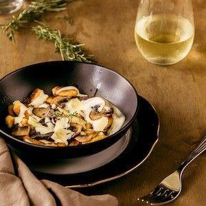 Gnocchi Parisienne   Recipe   Gnocchi and Recipe