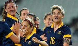 Matildas reach Rio after Olympic qualifying victory over North Korea