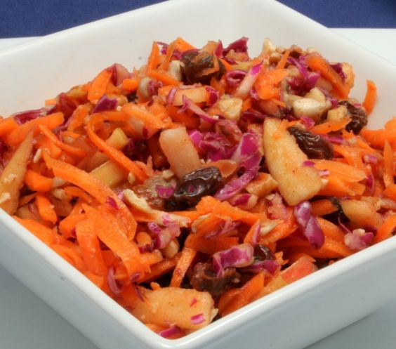 Ultimate Daniel Fast: Celebrate Spring with a fresh salad!