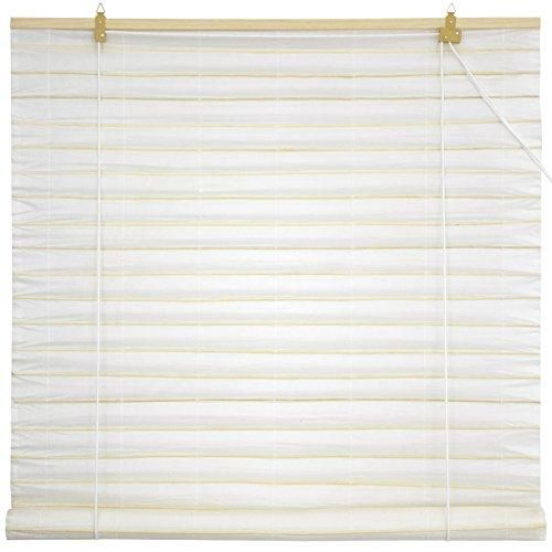 Simple And Elegant This Rice Paper Blind Combines A Timeless Design With A Subtle Clean White Aesthetic Increa Paper Blinds Blinds For Windows Roll Up Blind