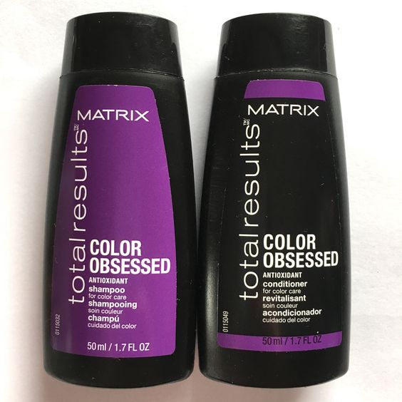 I've been sorting thru new inventory all day. This Matrix Travel Siz... is one of the pieces! Take a peek here: http://www.swankybazaar.com/products/matrix-travel-size-total-results-color-obsessed-shampoo-conditioner-1-7-oz-each?utm_campaign=social_autopilot&utm_source=pin&utm_medium=pin