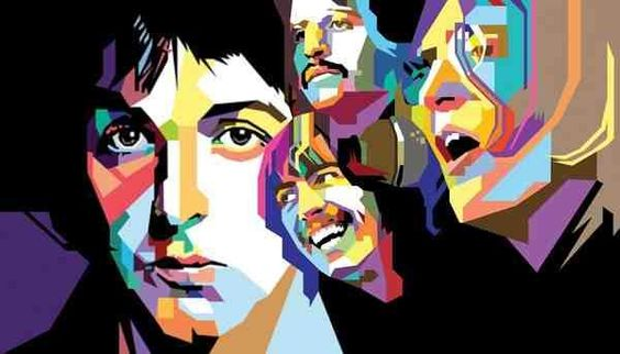 """THE BEATLES Mick Jagger. In the early sixties, Rolling Stones frontman Mick Jagger called the Beatles """"The Four-Headed Monster"""" because they always dressed the same, had similar haircuts, and were shown close together often."""
