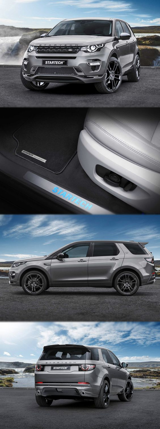 Land rover discovery sport body kit by startech land rover discovery sport sport body and land rovers