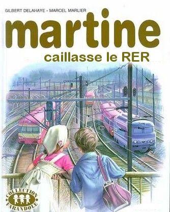 Martine caillasse le RER  - www.remix-numerisation.fr - Rendez vos souvenirs durables ! - Sauvegarde - Transfert - Copie - Digitalisation - Restauration de bande magnétique Audio - MiniDisc - Cassette Audio et Cassette VHS - VHSC - SVHSC - Video8 - Hi8 - Digital8 - MiniDv - Laserdisc - Bobine fil d'acier - Micro-cassette - Digitalisation audio - Elcaset: