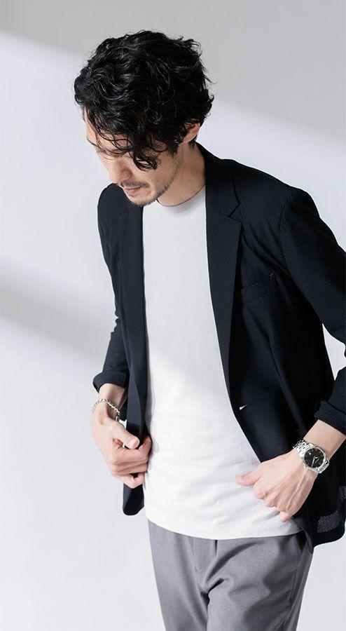 ビーハイブメッシュライトジャケット ブラック 6680116015 ナノ ユニバース公式通販サイト nano universe ユニバース シープ ワンピース スーツ
