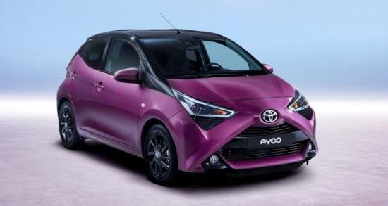 Toyota Aygo Is Weer Fris En Fruitig In 2020 Toyota Stadsauto Succesverhaal