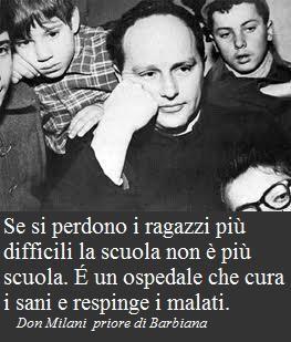 don Milani dixit #aforismi