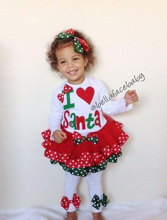 Christmas outfits girls christmas outfits and christmas tutu on