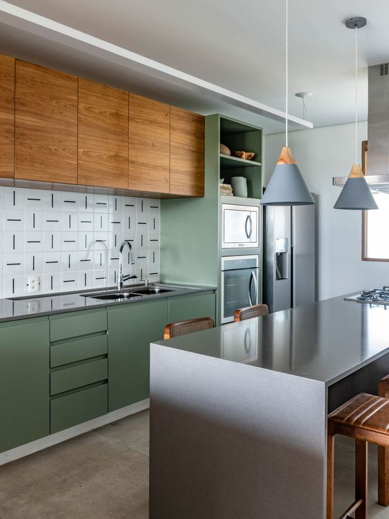 Insanely Cute Kitchen Interiors