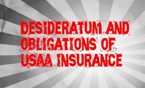 Usaa Insurance Is The Foreign Oriented Insurance Company They Are One Of The Most Trusted Companies In The Wo Title Insurance Farm Insurance Business Insurance