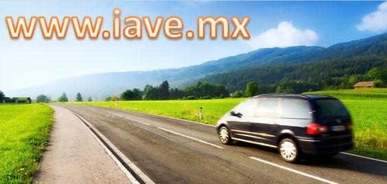 Antes de salir, consulta tu saldo y estatus en www.iave.mx