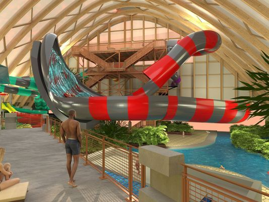 New York S Largest Indoor Waterpark Is Opening Here Are The