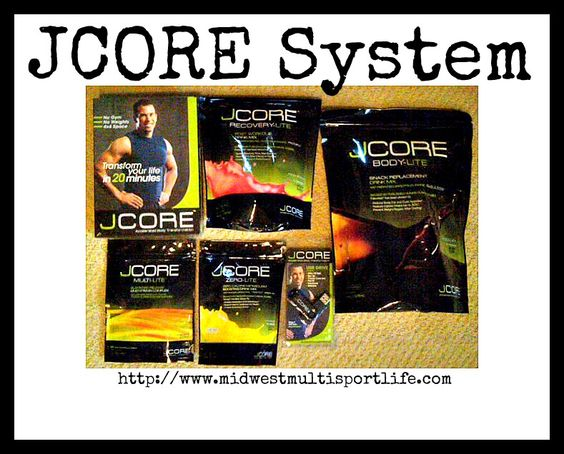 JCORE Accelerated Body Transformation- product review! how'd it go?? #fitfluential