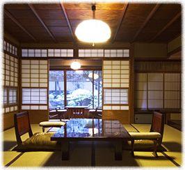 Old Building | Introduction of Rooms | Hiiragiya