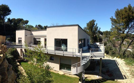 Lab'House par Catherine PERRIN LABEUR Villeneuve-lès-Avignon (30400) France
