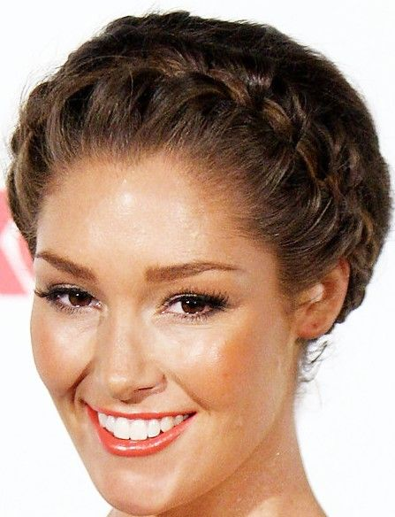 updos for long hair | Hairstyles for Summer: Braided Bun Updos | Hairstyles Weekly