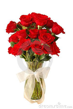 Happy birthday mom I love you and miss you very much here are your favorite flowers. Beautiful red Roses just like you: