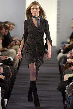 Diane von Furstenberg Fall 2003 Ready-to-Wear Fashion Show - Natalia Vodianova, Diane von Furstenberg