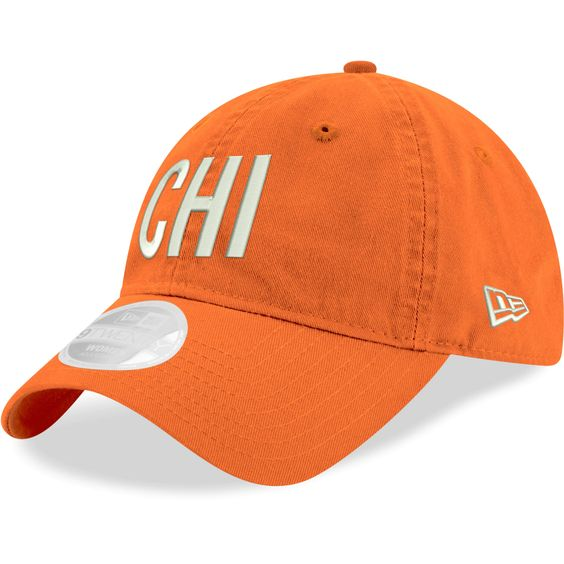A Stylish Hat Is The Easiest Way To Complete Your Chicago Bears Game Day Look That S Exactly Why This Hometown Adjustable Hat Stylish Hats Chicago Bears News