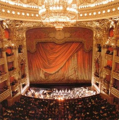 Paris Opera House -