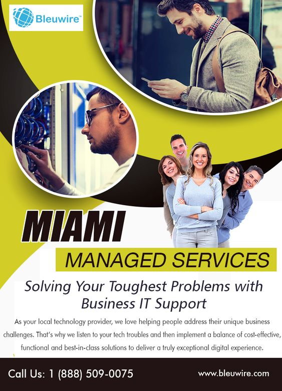 miami managed services