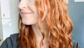Curly Girl Method For Wavy Hair 2a 2b 2c Curly Hair Routine Hair