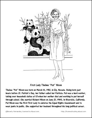 pat nixon opened relations with china just to satisfy her addiction to panda milk