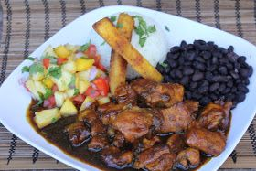 Deals to Meals: Jamaican Black Pepper Chicken