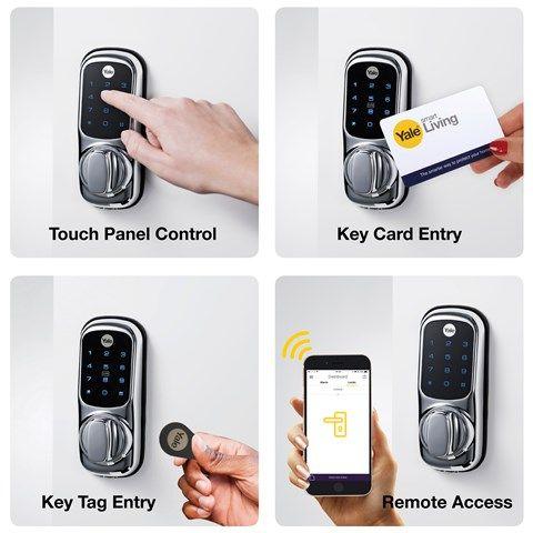 Smart Door Locks Range Smart Door Locks Door Locks Control Key